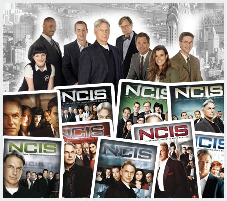 Collection DVD NCIS